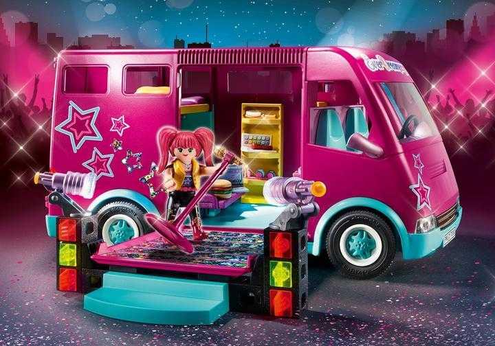 PLAYMOBIL EverDreamerz Tour Bus (70152)