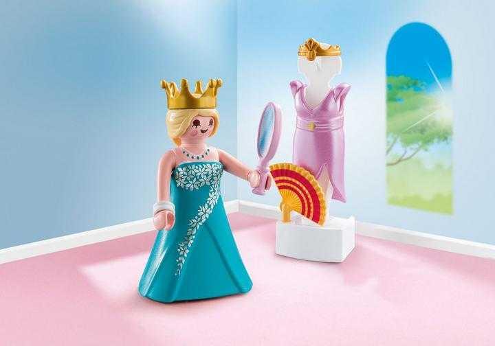 PLAYMOBIL Prinses met paspop (70153)