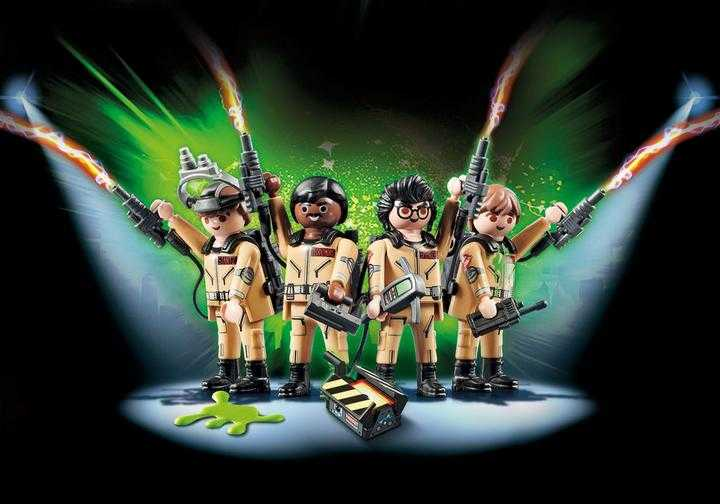 PLAYMOBIL Ghostbusters™ Figurenset Ghostbusters™ (70175)