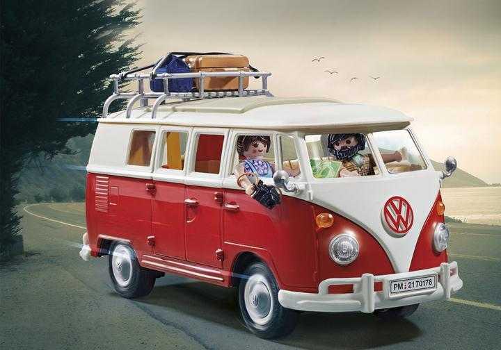 PLAYMOBIL Volkswagen T1 campingbus (70176)