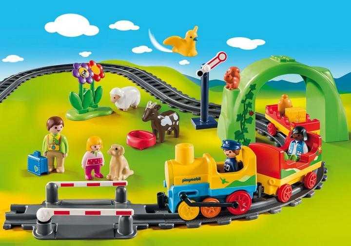 PLAYMOBIL Meine erste Eisenbahn (70179)