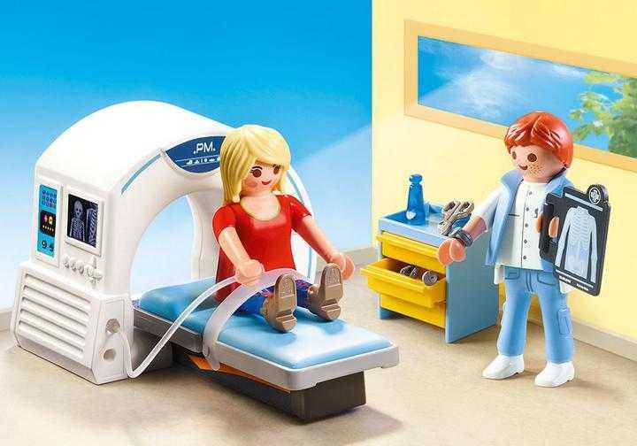 PLAYMOBIL Beim Facharzt: Radiologe (70196)