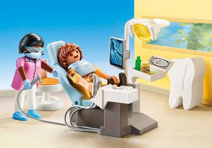 PLAYMOBIL Beim Facharzt: Zahnarzt (70198)