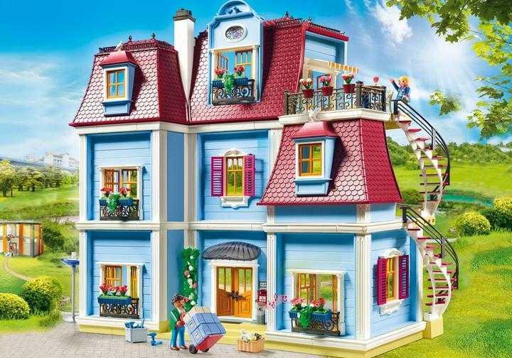PLAYMOBIL Mein Großes Puppenhaus (70205)
