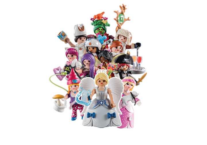 PLAYMOBIL-Figures Girls (Serie 17) (70243)