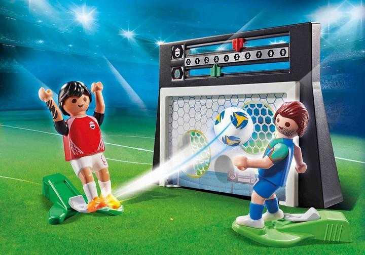 PLAYMOBIL Voetbalmuur (70245)
