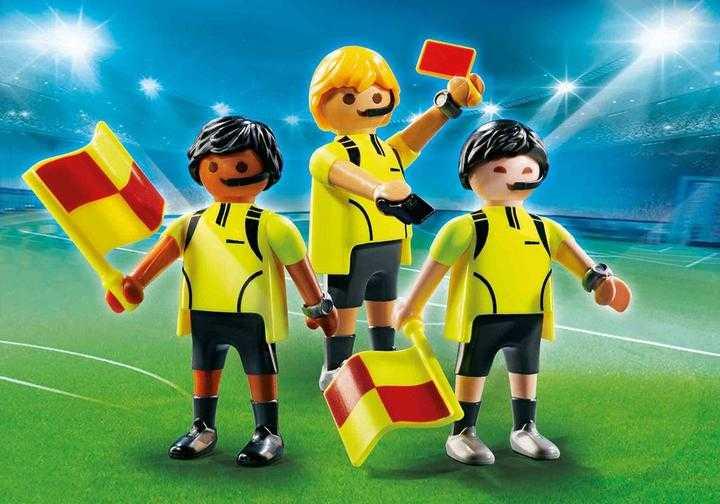 PLAYMOBIL Schiedsrichter-Team (70246)