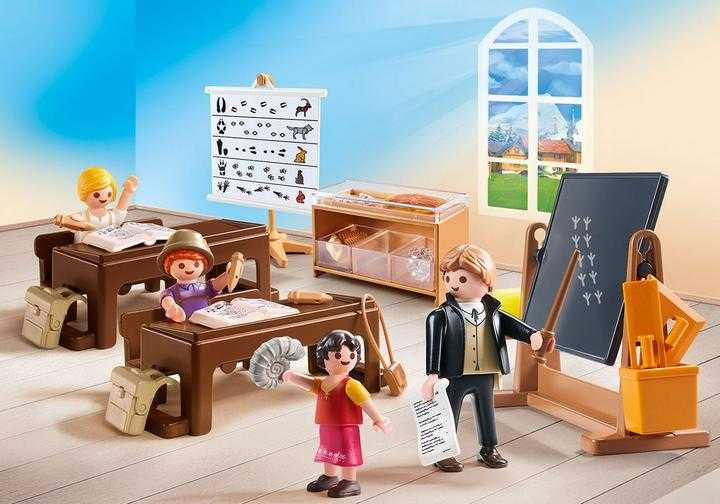 PLAYMOBIL Heidi op school (70256)