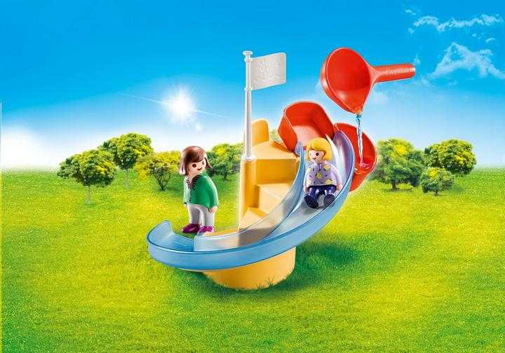 PLAYMOBIL Waterglijbaan (70270)