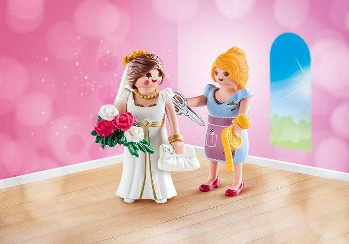 PLAYMOBIL Princess and Tailor (70275)