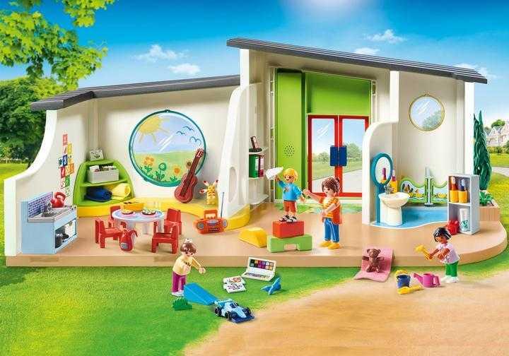 """PLAYMOBIL Kinderdagverblijf """"De regenboog"""" (70280)"""