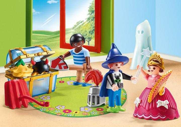 PLAYMOBIL Kinder mit Verkleidungskiste (70283)