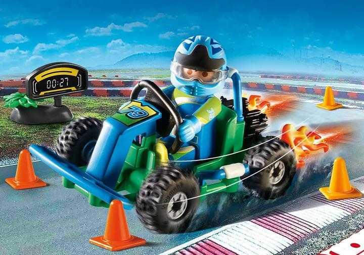 """PLAYMOBIL Geschenkset """"Go Kart-Rennen"""" (70292)"""