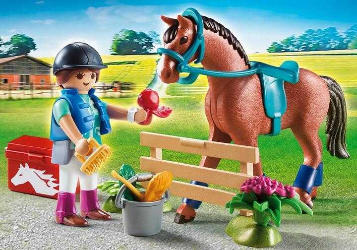 "PLAYMOBIL Cadeauset ""Paarden"" (70294)"