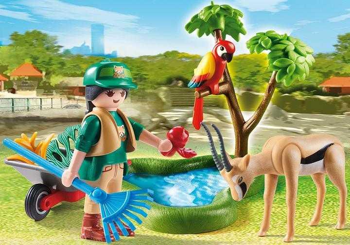 """PLAYMOBIL Cadeauset """"Zoo"""" (70295)"""