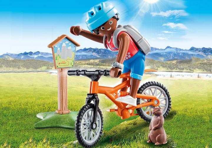 PLAYMOBIL Mountainbiker (70303)