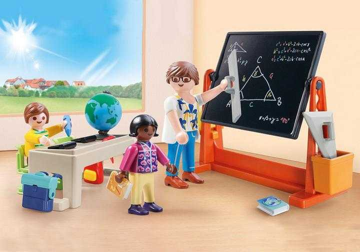 PLAYMOBIL School Koffertje (70314)