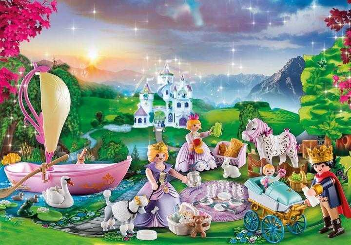 PLAYMOBIL Adventskalender 'Koninklijke picknick in het park' (70323)