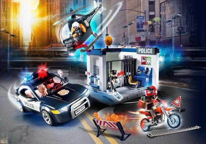PLAYMOBIL Politiebureau (70326)