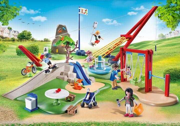PLAYMOBIL Speelpark (70328)