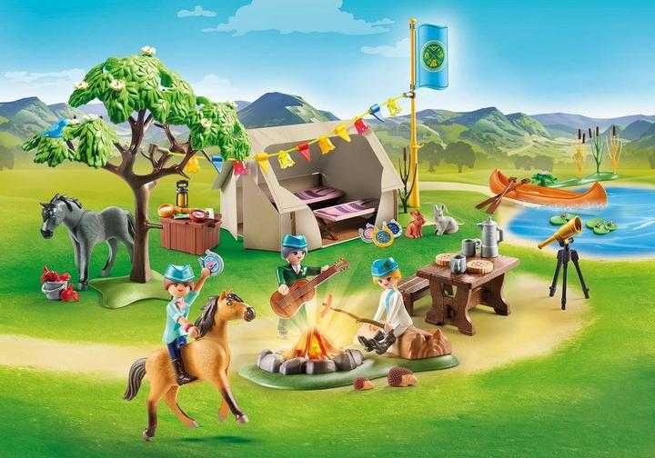 PLAYMOBIL Paardenkamp (70329)