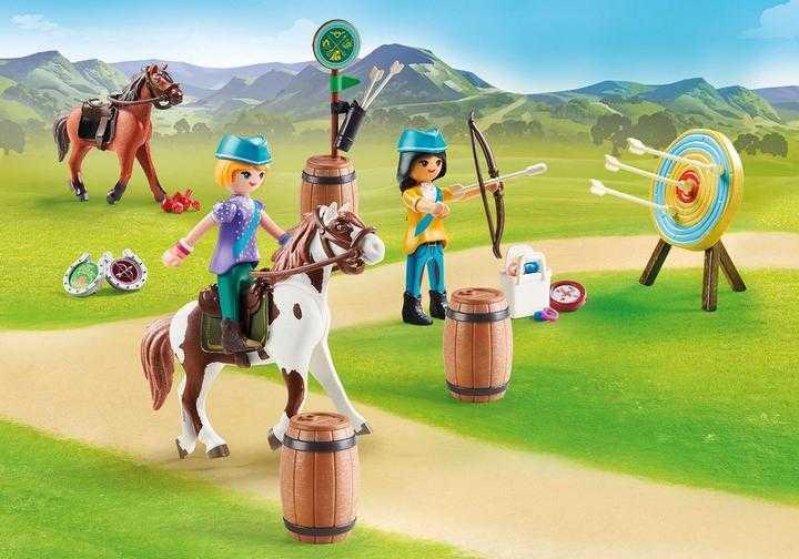 PLAYMOBIL Boogschieten te paard (70331)