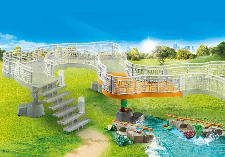 PLAYMOBIL Erweiterungsset Erlebnis-Zoo (70348)