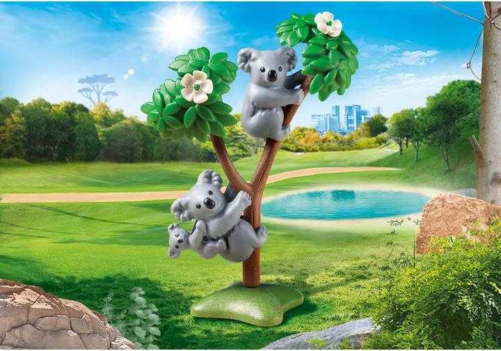 PLAYMOBIL 2 Koala's met baby (70352)