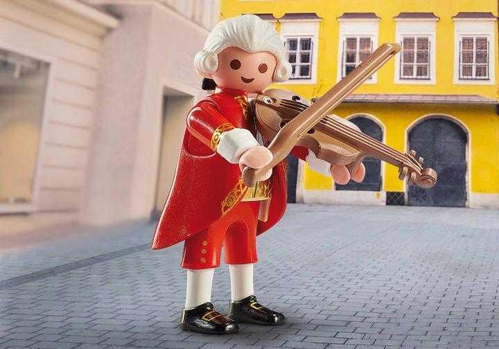 PLAYMOBIL Promo Mozart (70374)