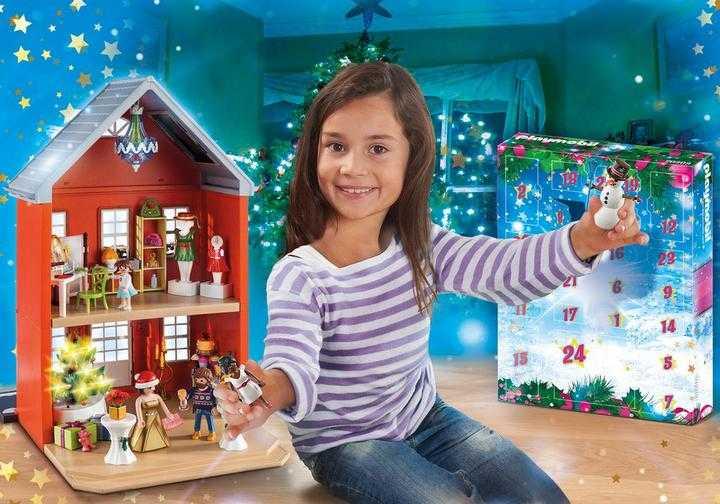 """PLAYMOBIL Großer Adventskalender """"Weihnachten im Stadthaus"""" (70383)"""