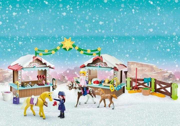 PLAYMOBIL Kerstmis in Miradero (70395)