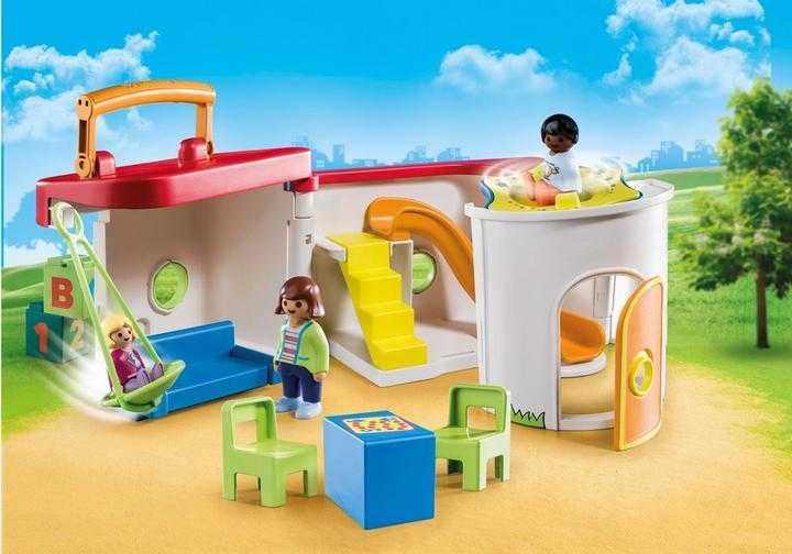 PLAYMOBIL Mein Mitnehm-Kindergarten (70399)