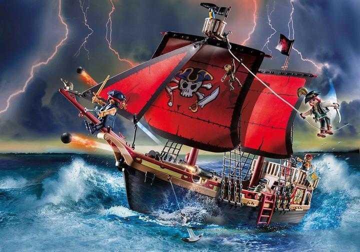 PLAYMOBIL Piratenschip (70411)