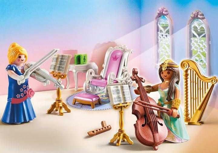 PLAYMOBIL Muziekkamer (70452)