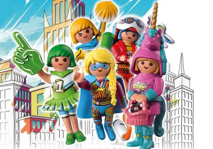 PLAYMOBIL Surprise Pack - Comic World (70478)