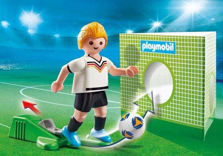 PLAYMOBIL Voetbalspeler Duitsland (70479)