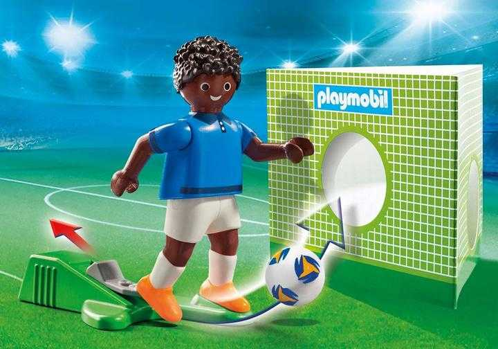 PLAYMOBIL Voetbalspeler Frankrijk B (70481)