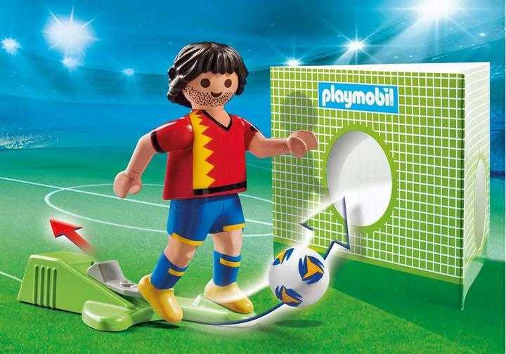 PLAYMOBIL Voetbalspeler Spanje (70482)
