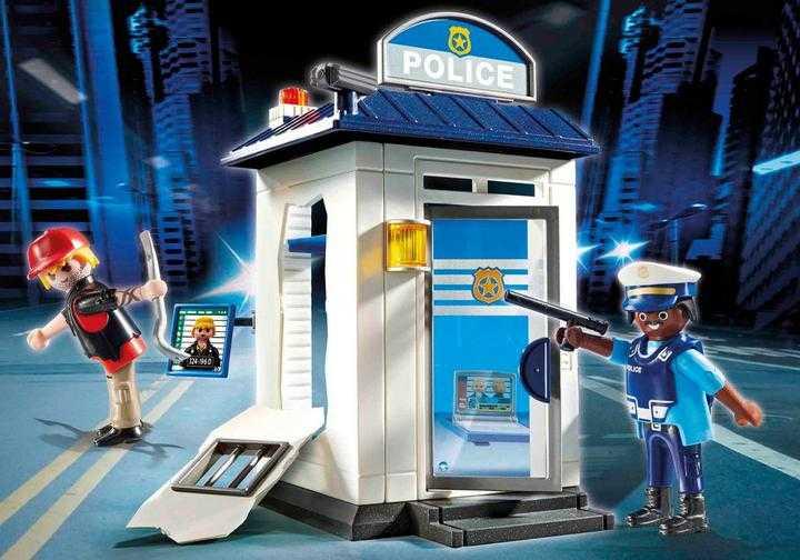 PLAYMOBIL Starter Pack Police Station (70498)