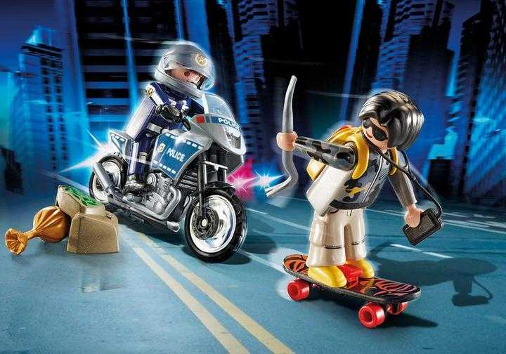 PLAYMOBIL Starter Pack Polizei Ergänzungsset (70502)
