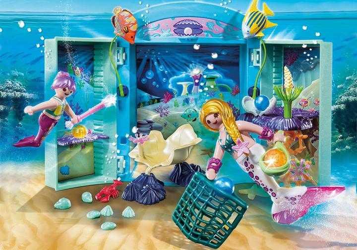 PLAYMOBIL Magical Mermaid Play Box (70509)