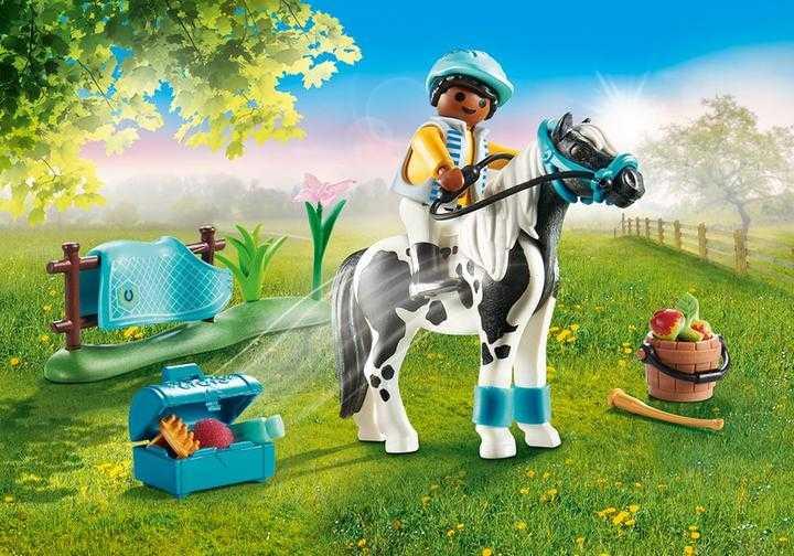 PLAYMOBIL Collectible Lewitzer Pony (70515)