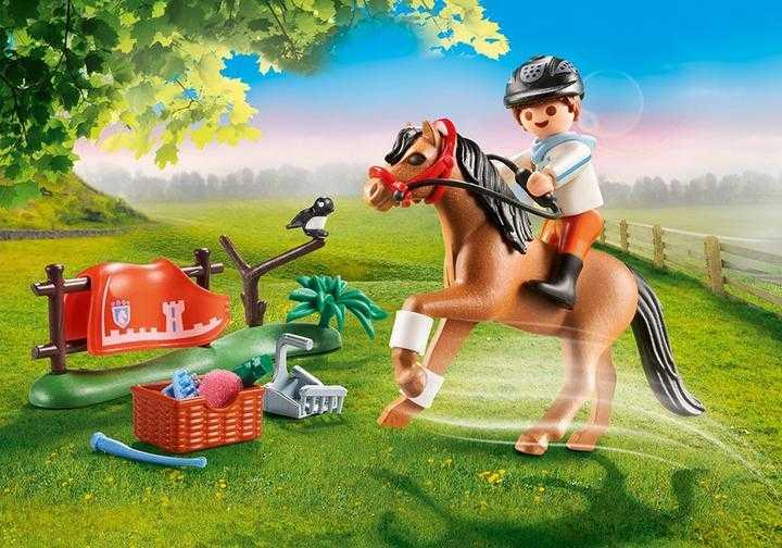 PLAYMOBIL Collectible Connemara Pony (70516)
