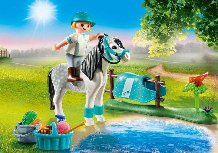 PLAYMOBIL Collectie pony - 'Klassiek' (70522)