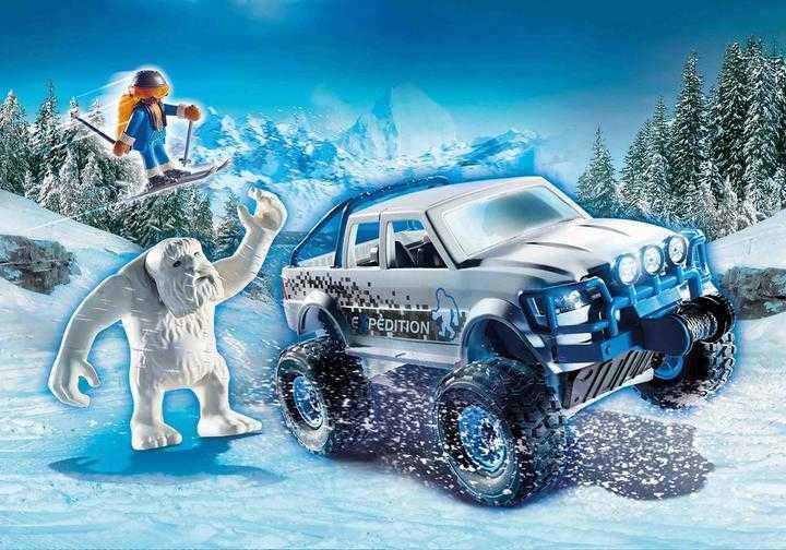 PLAYMOBIL Sneeuwwezen Expeditie (70532)