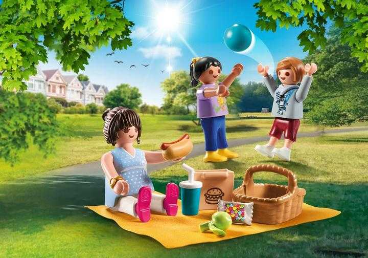 PLAYMOBIL Picknick in het park (70543)
