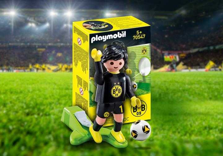 PLAYMOBIL Promo BVB-Keeper (70547)