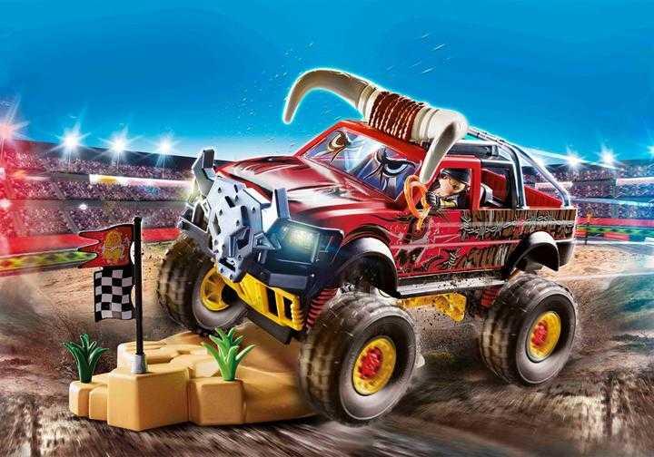 PLAYMOBIL Stuntshow Monster Truck met hoorns (70549)