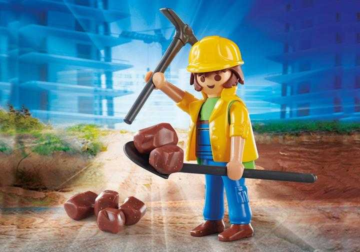 PLAYMOBIL Construction Worker (70560)