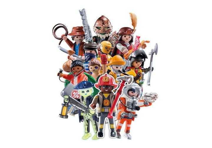 PLAYMOBIL-Figures Boys (Serie 19) (70565)